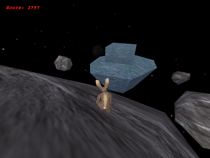 asteroids ufo